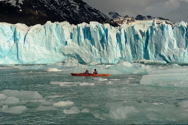 Perito Moreno Kayak Experience