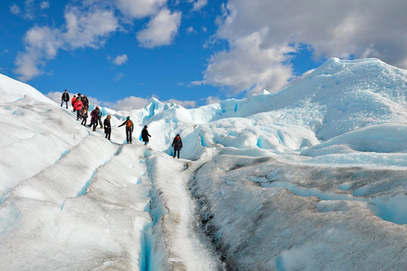 Activities in El Calafate