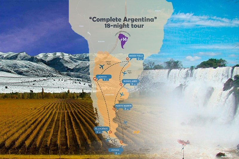 Complete Argentina - 18 Nights