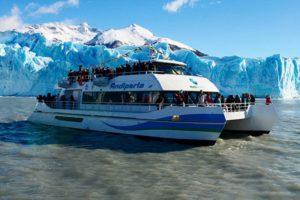 Perito Moreno Glacier at Sunset